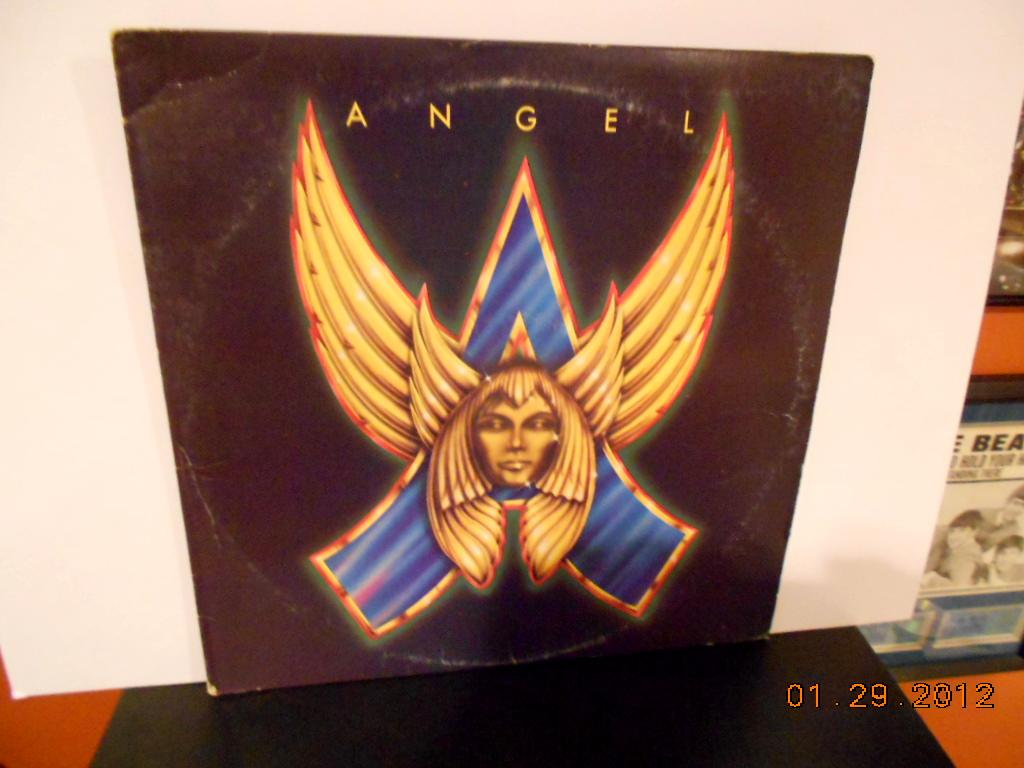 Angel - Angel Album