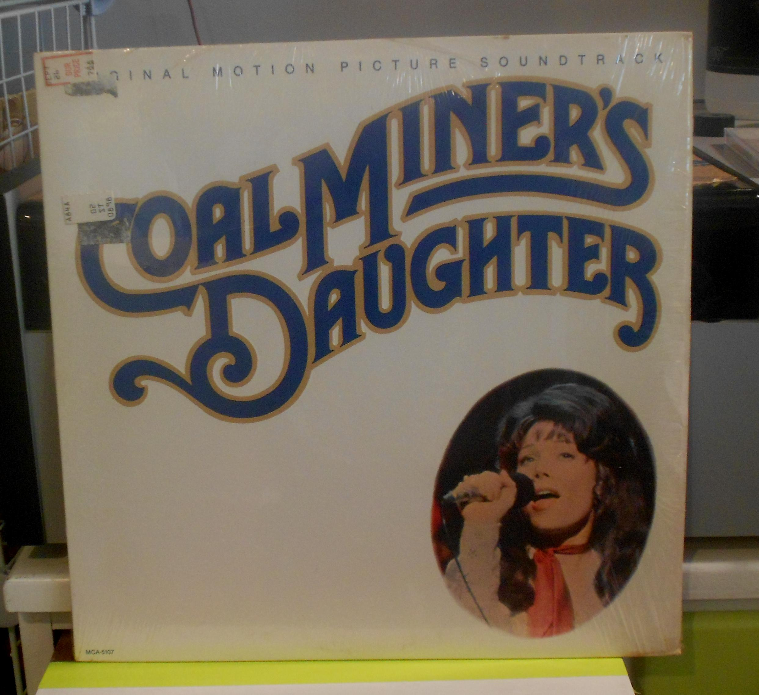 Soundtrack - Coal Miner's Daughter Lp