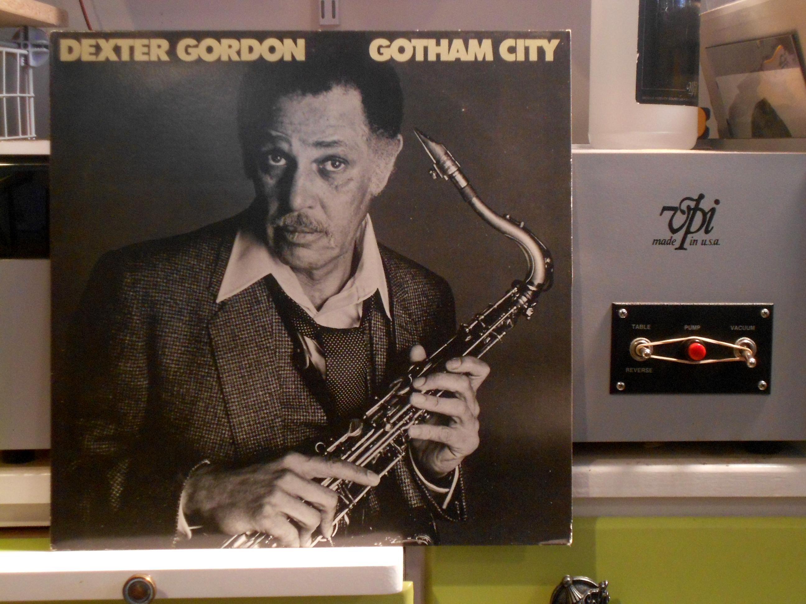 Dexter Gordon - Gotham City Lp