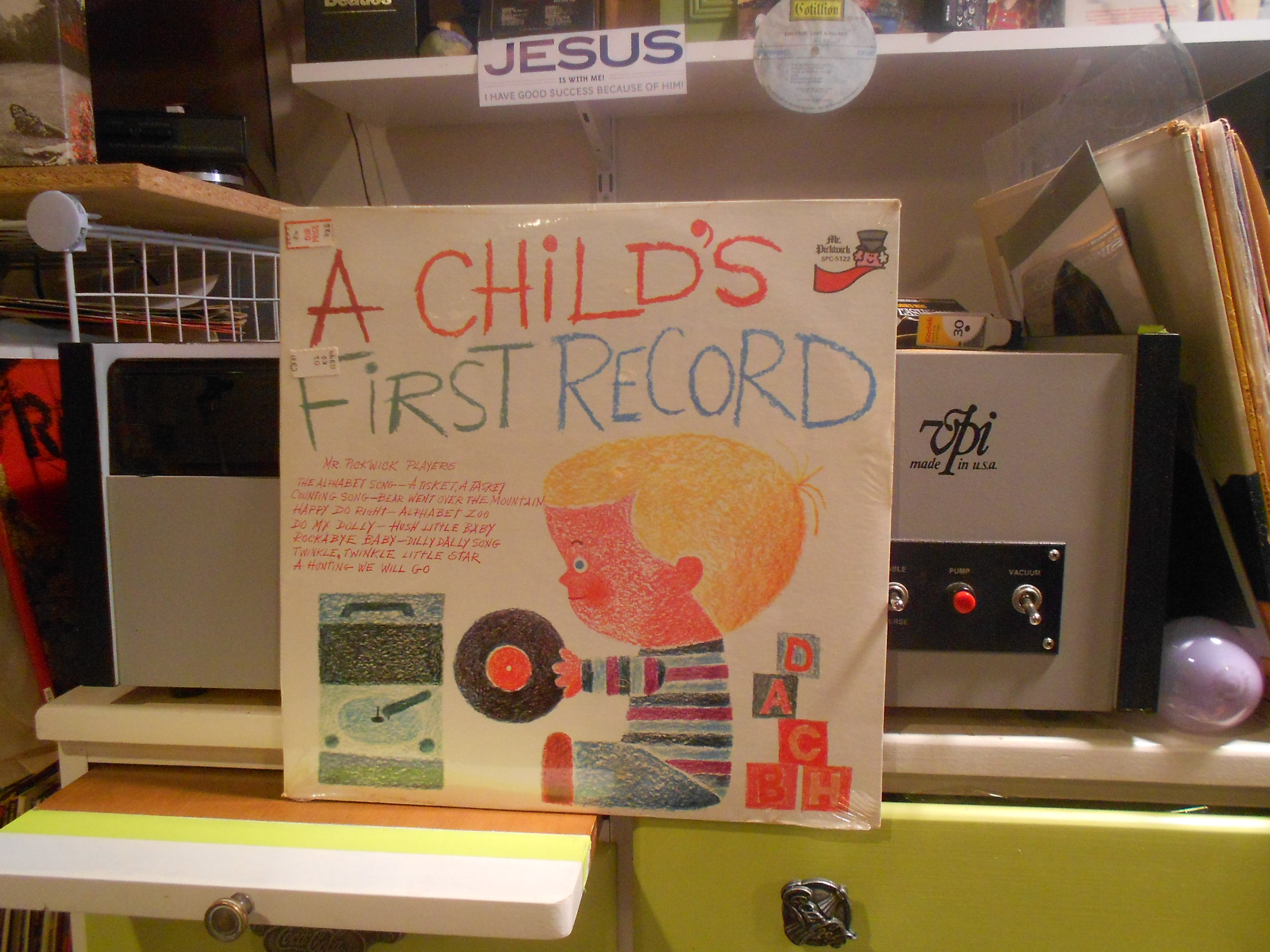 A Child's First Record