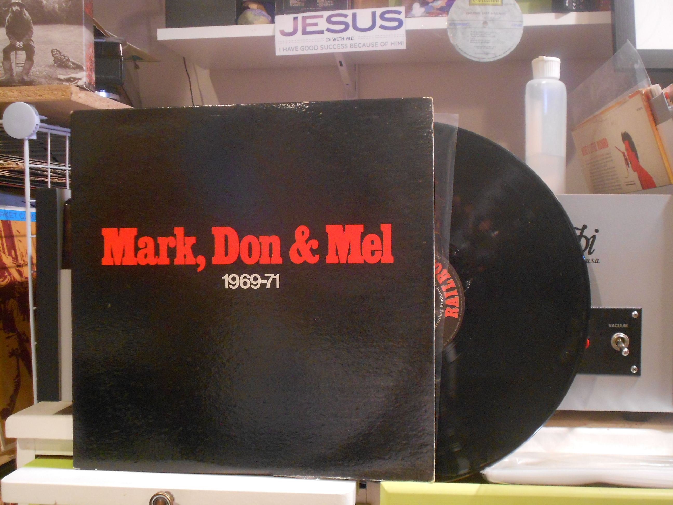 Mark Don And Mel 1969