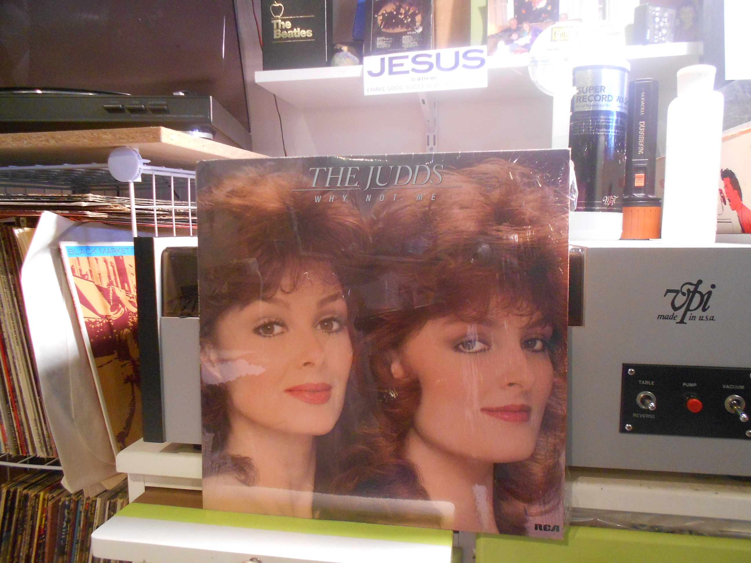 Judds Why Not Me Records Lps Vinyl And Cds Musicstack